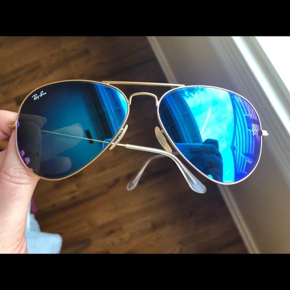 Ray-Ban Accessories - Ray Ban aviator flash lenses